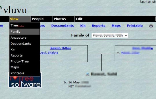 Family Tree Maker Free Online Fresh Build Own Family History Website with Free Line Family