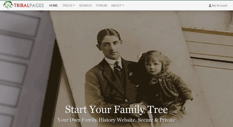 Family Tree Maker Free Online Luxury Access Tribalpages Family Trees Genealogy Tree Free