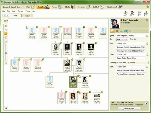 Family Tree Maker Free Online New 16 Best Family Tree Builders