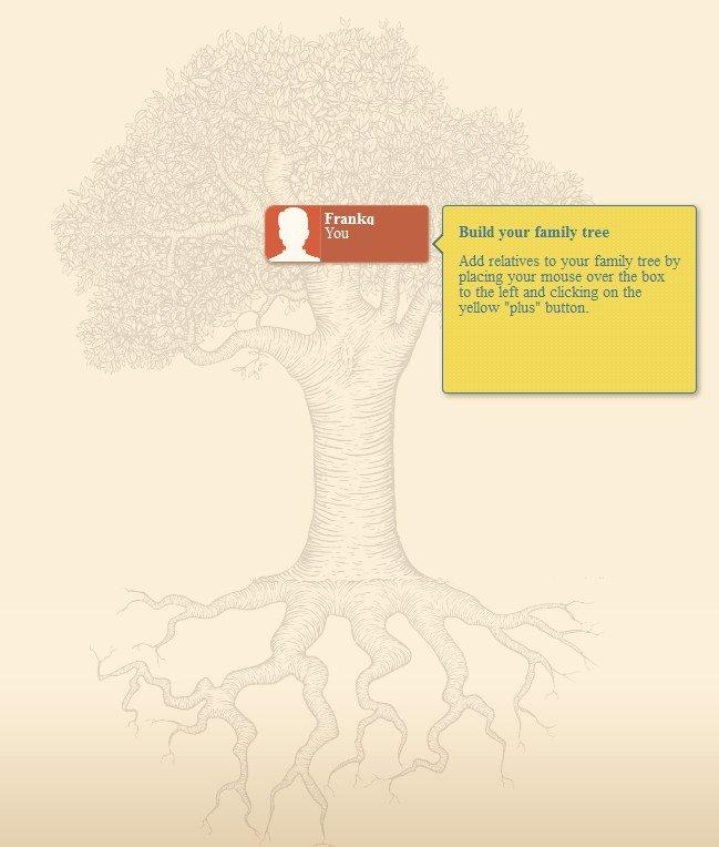 Family Tree Maker Free Online New Free Line Family Tree Maker Rootsy