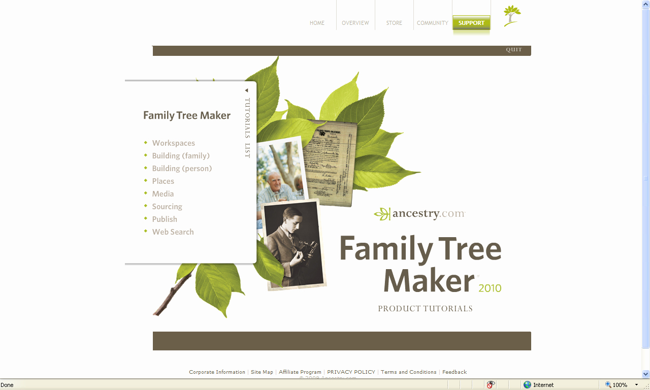 Family Tree Maker Free Online New Genea Musings Getting Help for Family Tree Maker 2010