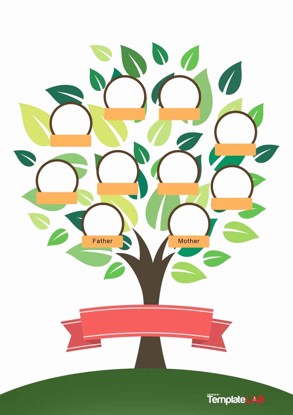 Family Tree Template Online Best Of 50 Free Family Tree Templates Word Excel Pdf