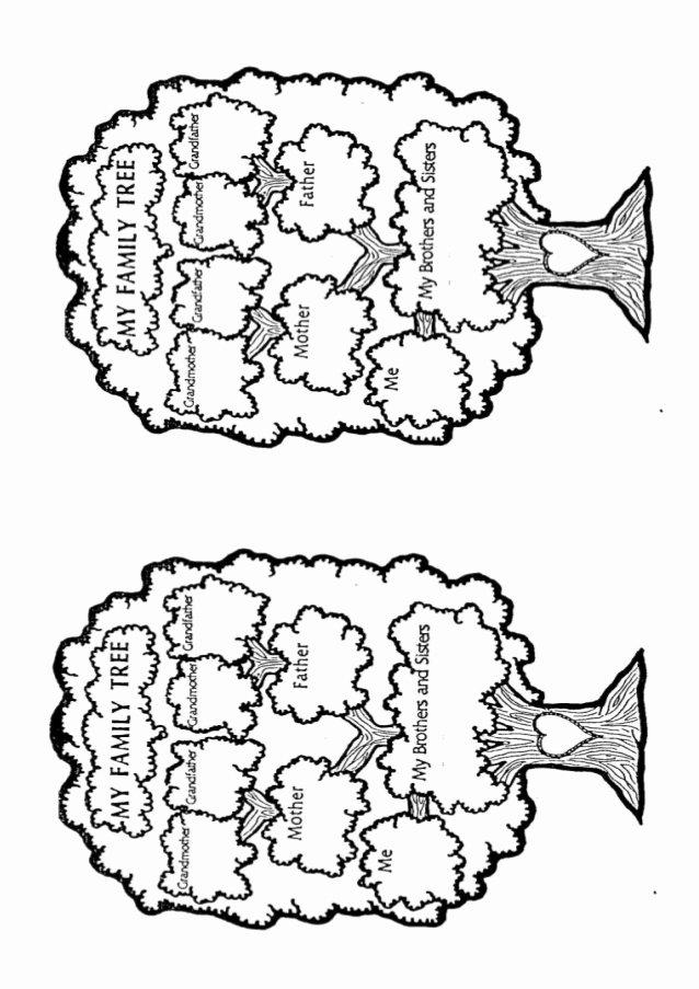 Family Tree Worksheet Printable Luxury Worksheet Family Tree