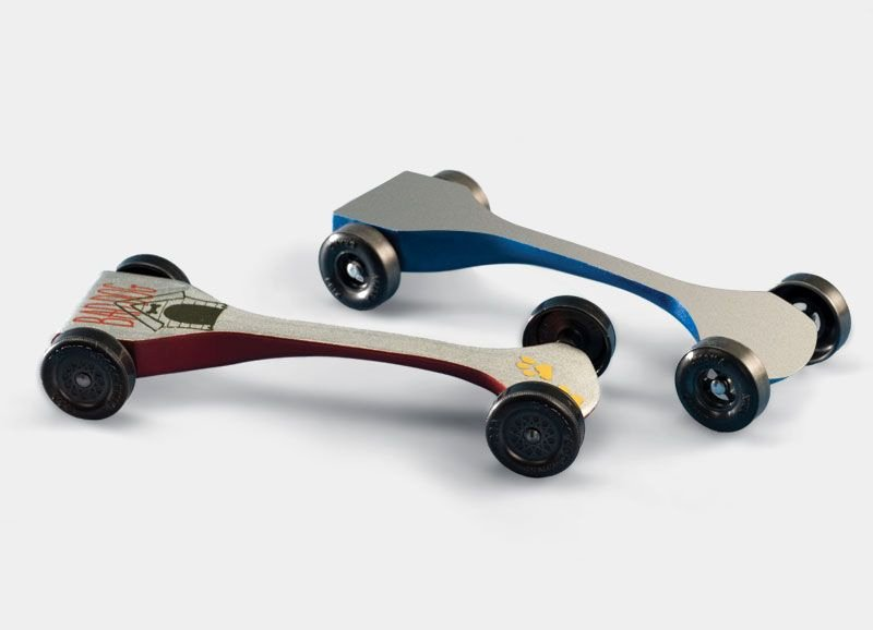 Fast Pinewood Derby Car Templates Beautiful Speed Swoop Pattern Pinewood Derby Cars