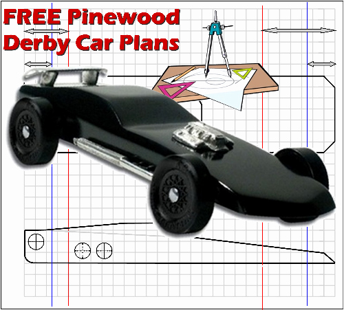 Fast Pinewood Derby Car Templates Best Of Free Pinewood Derby Car Plans Designs and Templates