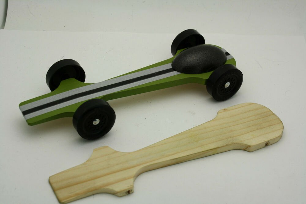 Fast Pinewood Derby Car Templates New Pinewood Derby Car Kit Fast Speed Ready to assemble Talon