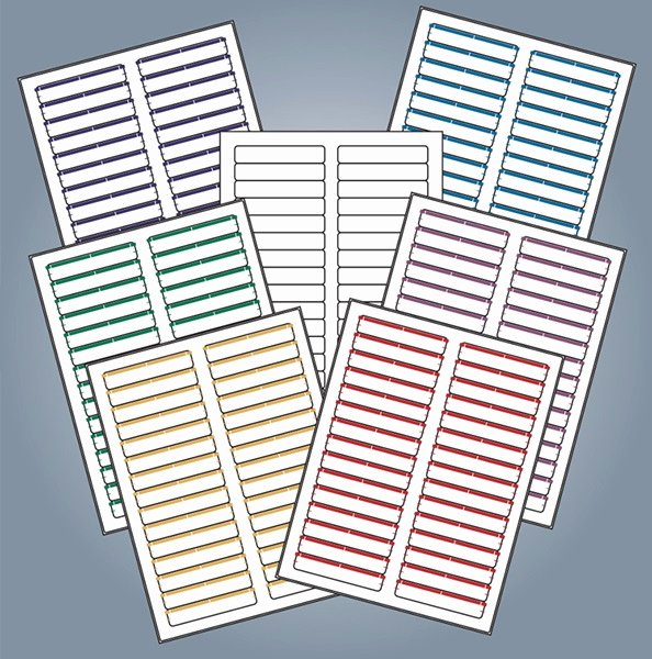 File Folder Label Template New Tabbies Avery Patible Laser Inkjet File Folder Labels
