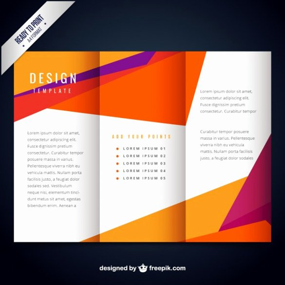 Flyer Templates Free Downloads New Free Brochure Templates 60 Free Psd Ai Vector Eps