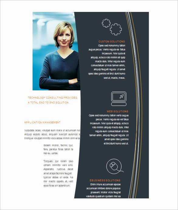 Flyers Templates Free Word New Microsoft Brochure Template 49 Free Word Pdf Ppt