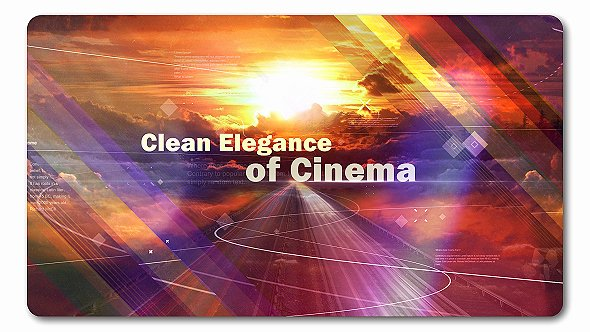 Free after Effects Slideshow Templates Elegant Videohive Elegant Slideshow Free after Effects