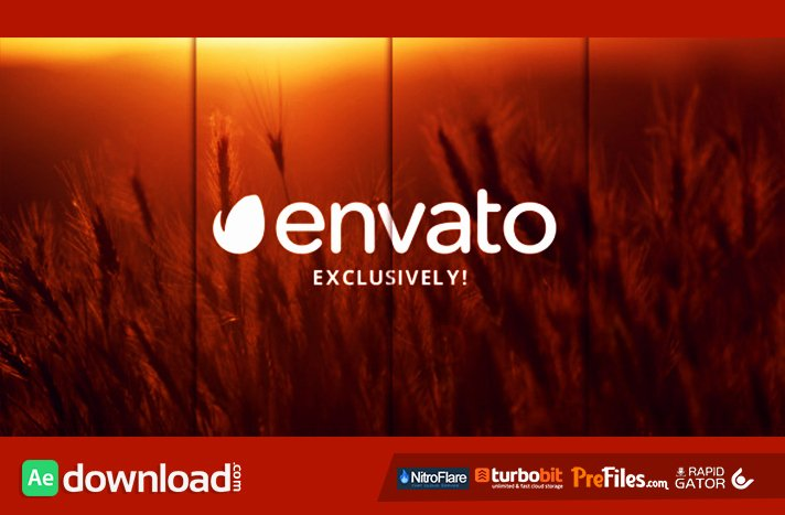 Free after Effects Slideshow Templates Unique Elegant Slideshow Videohive Free Download