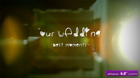 Free after Effects Slideshow Templates Unique Wedding Album Slide Projector after Effects Project