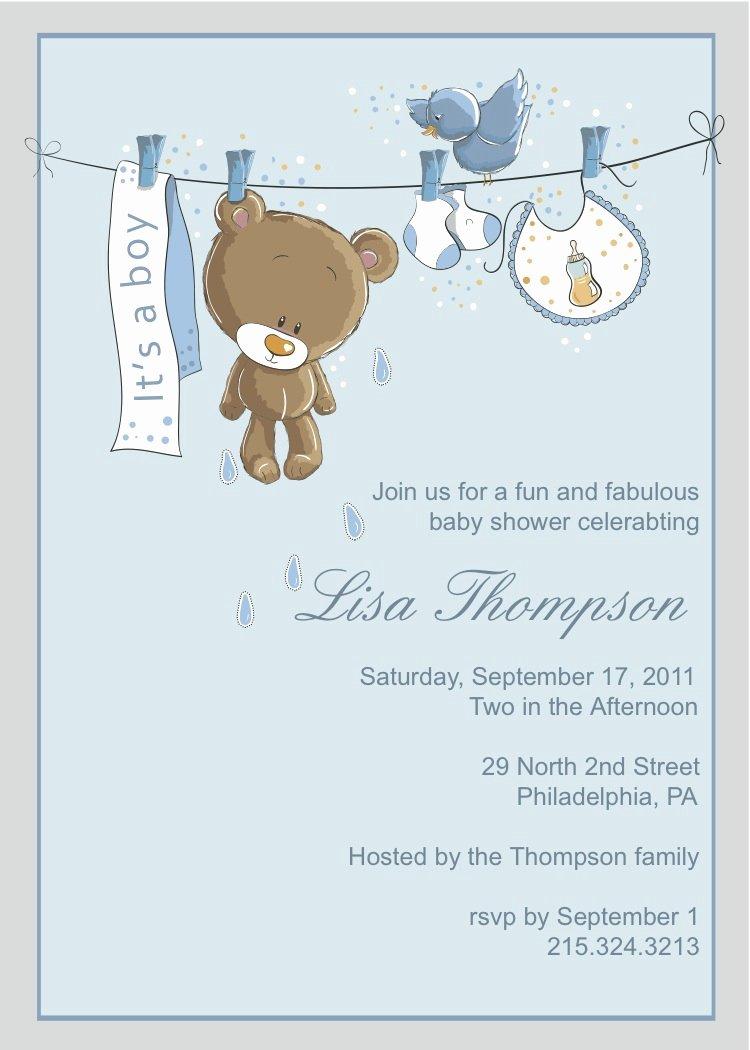 Free Baby Shower Invitation Templates Elegant Petals & Paper Boutique New Baby Shower Invitations