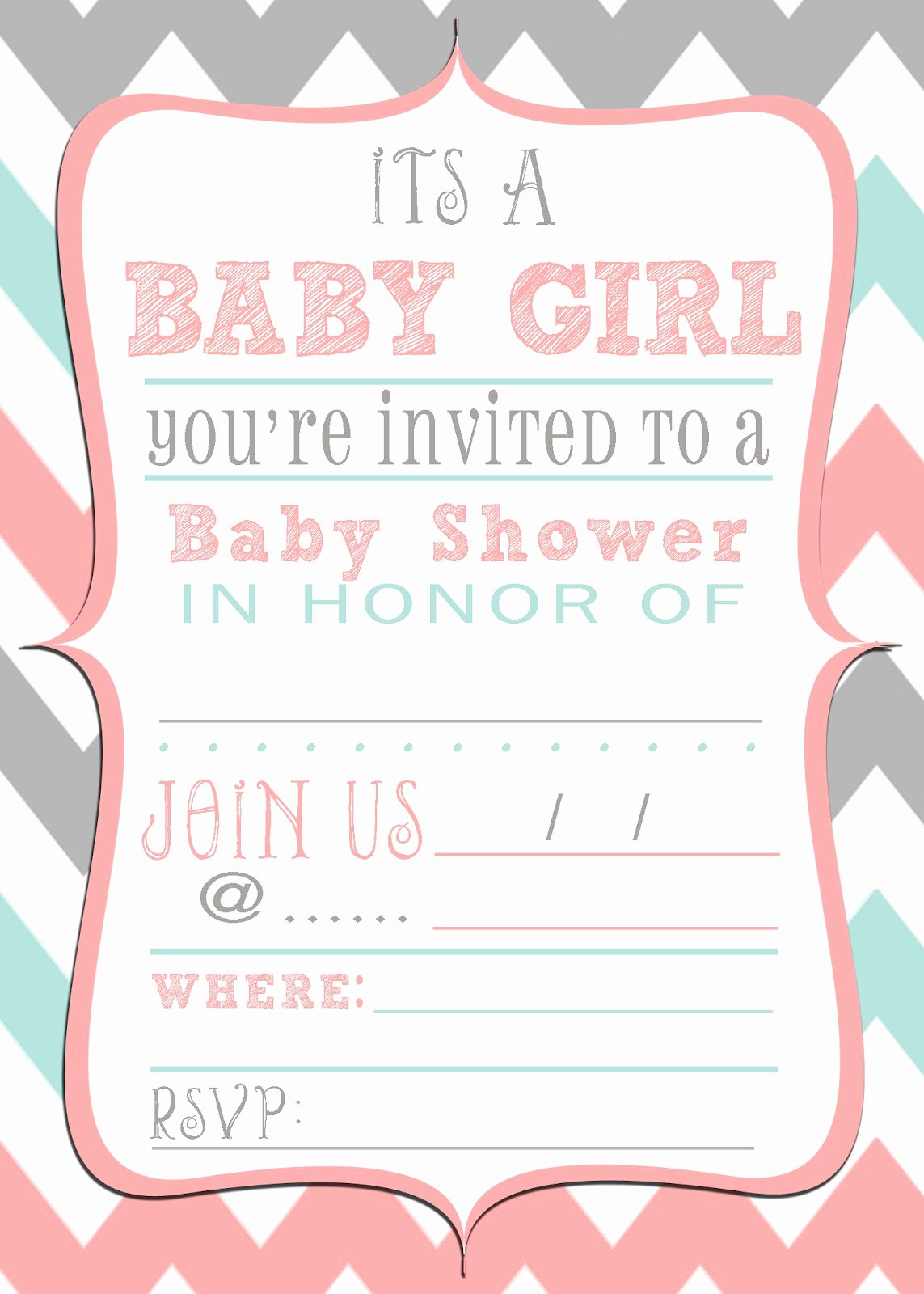 Free Baby Shower Invitation Templates Inspirational Mrs This and that Baby Shower Banner Free Downloads