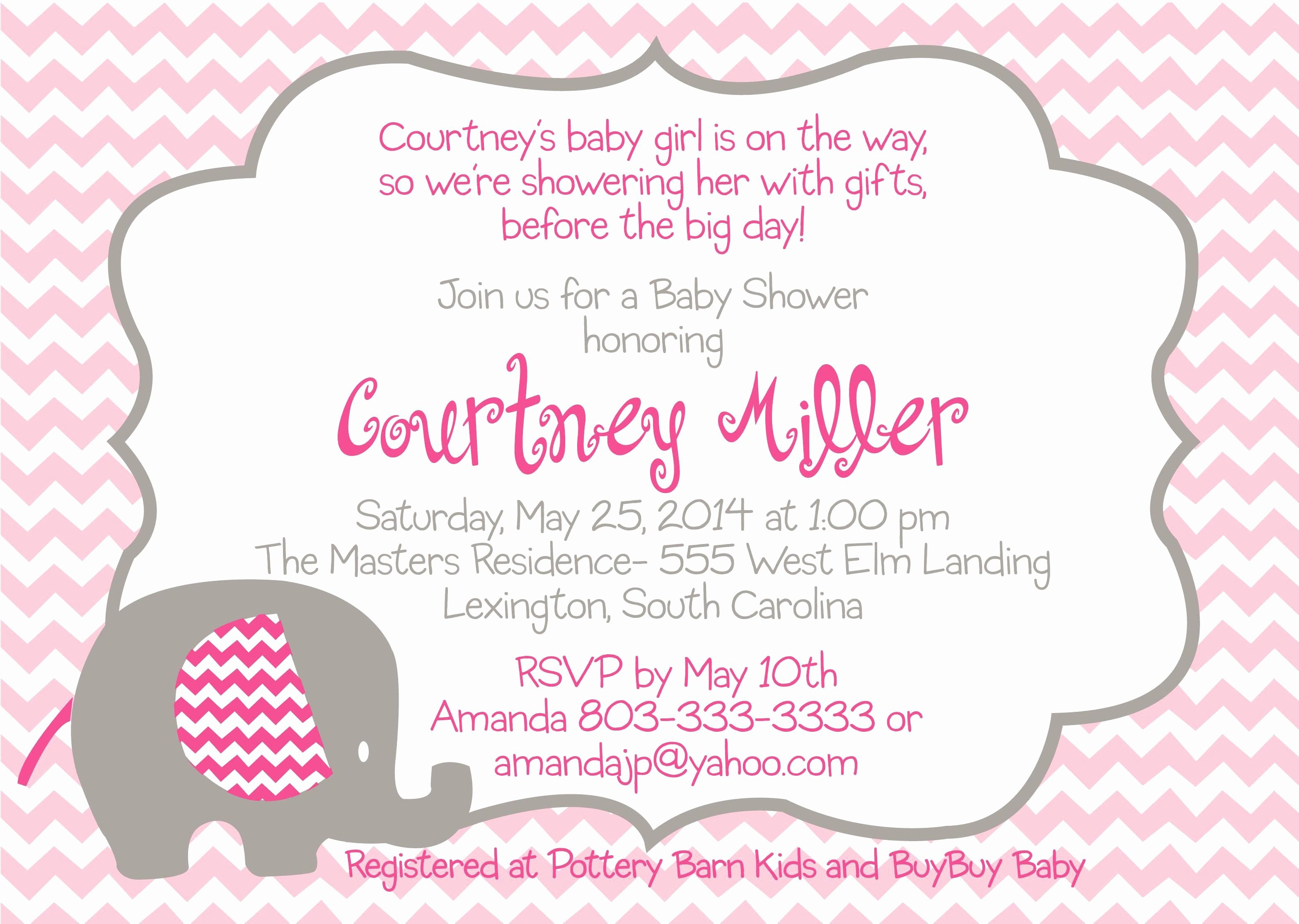 Free Baby Shower Invitation Templates Luxury the Fascinating Free Baby Shower Invitation Templates