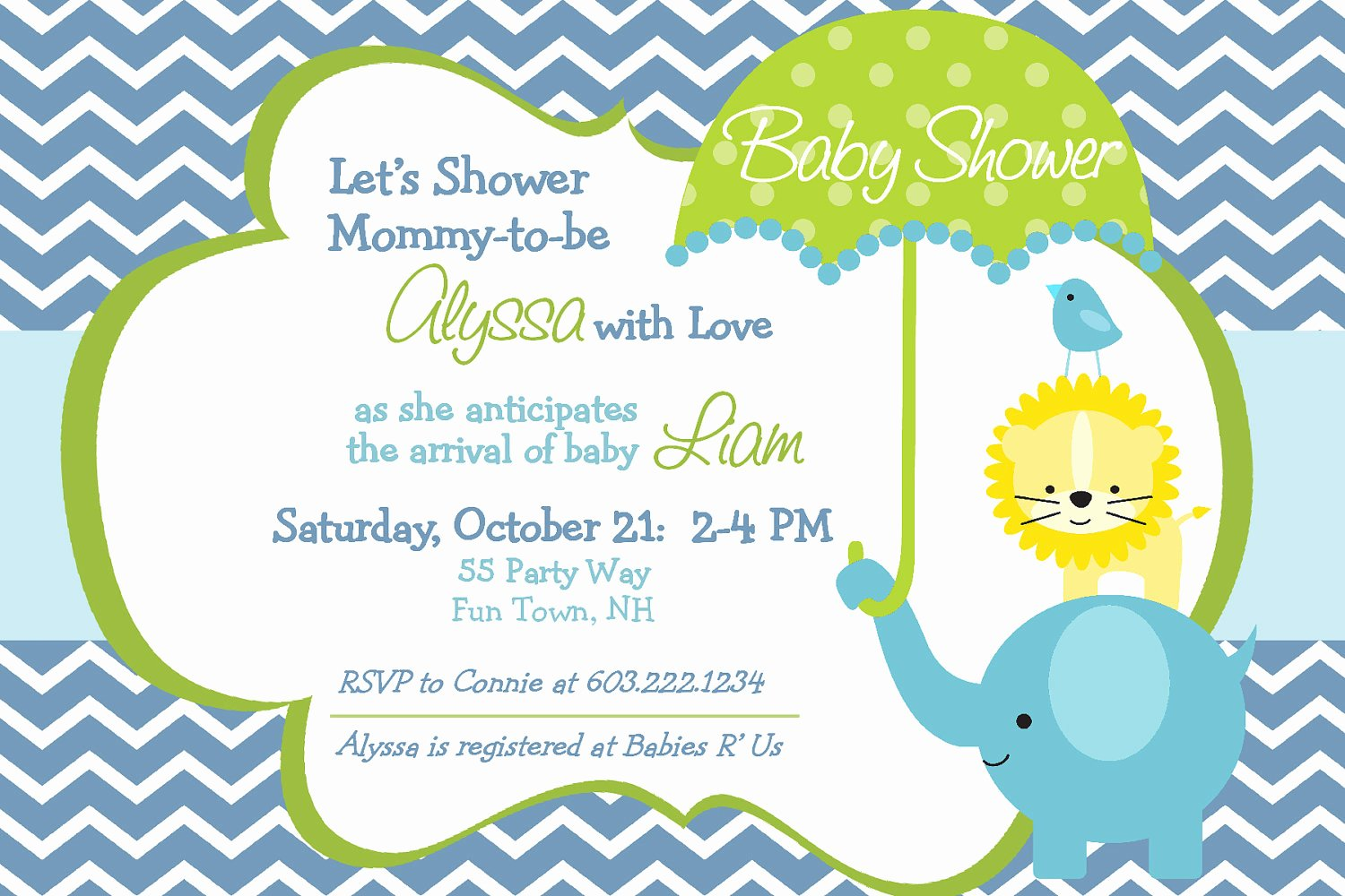 Free Baby Shower Invitation Templates New Baby Shower Invitations for Boy & Girls Baby Shower
