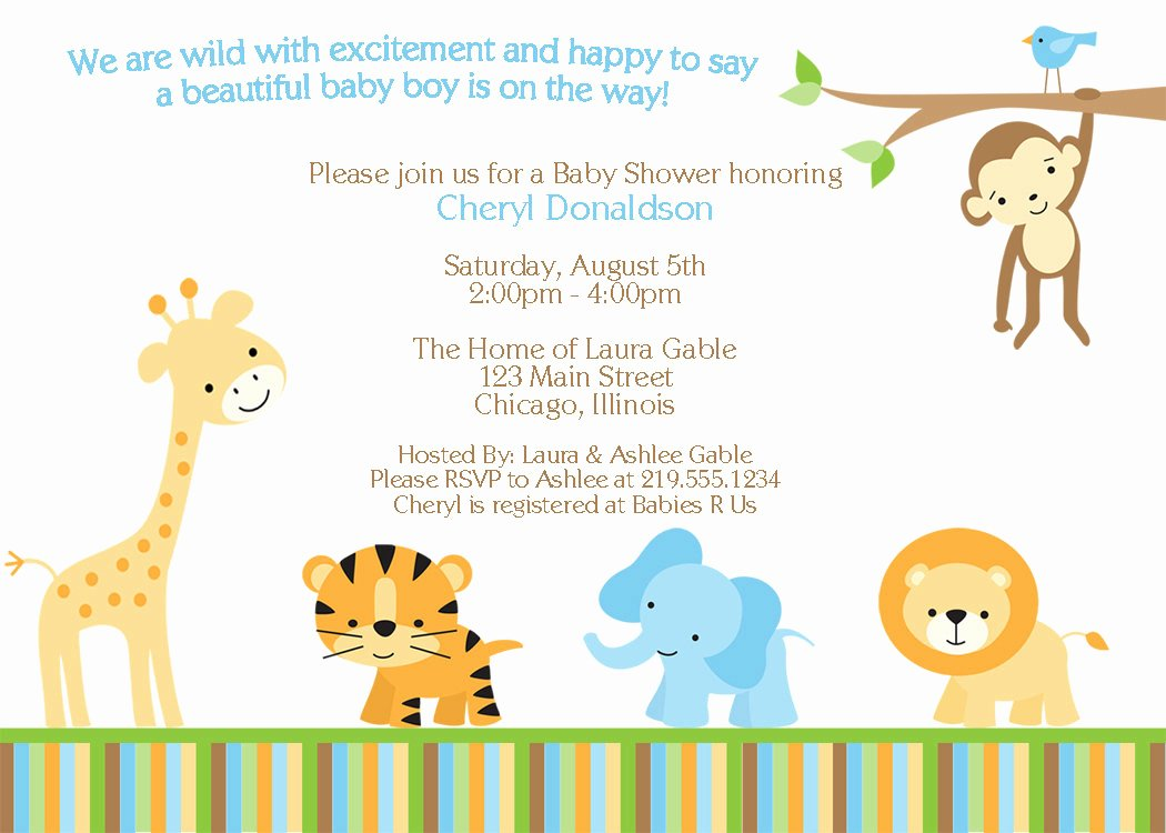 Free Baby Shower Templates Beautiful Having A Baby Shower Don T for the Invitations