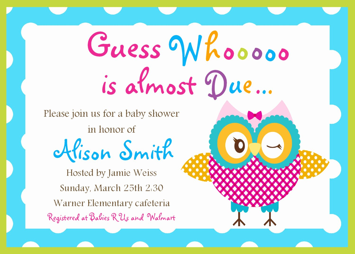 Free Baby Shower Templates Elegant Free Printable Baby Shower Cards