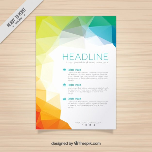 Free Business Flyer Templates Awesome Business Flyer Template Vector