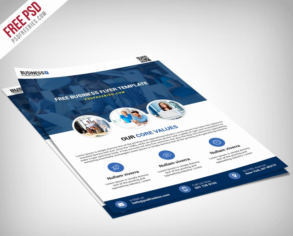 Free Business Flyer Templates Beautiful Free Flyer Templates Psd From 2016 Css Author