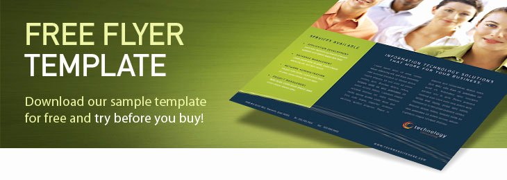 Free Business Flyer Templates Elegant Free Flyer Templates