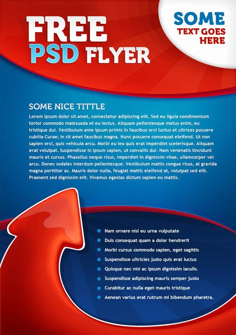 Free Business Flyer Templates New 35 attractive Free Flyer Templates and Designs for