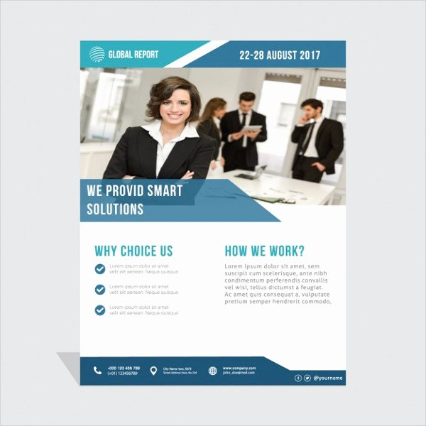Free Business Flyer Templates New Free Printable Flyers Templates for Business