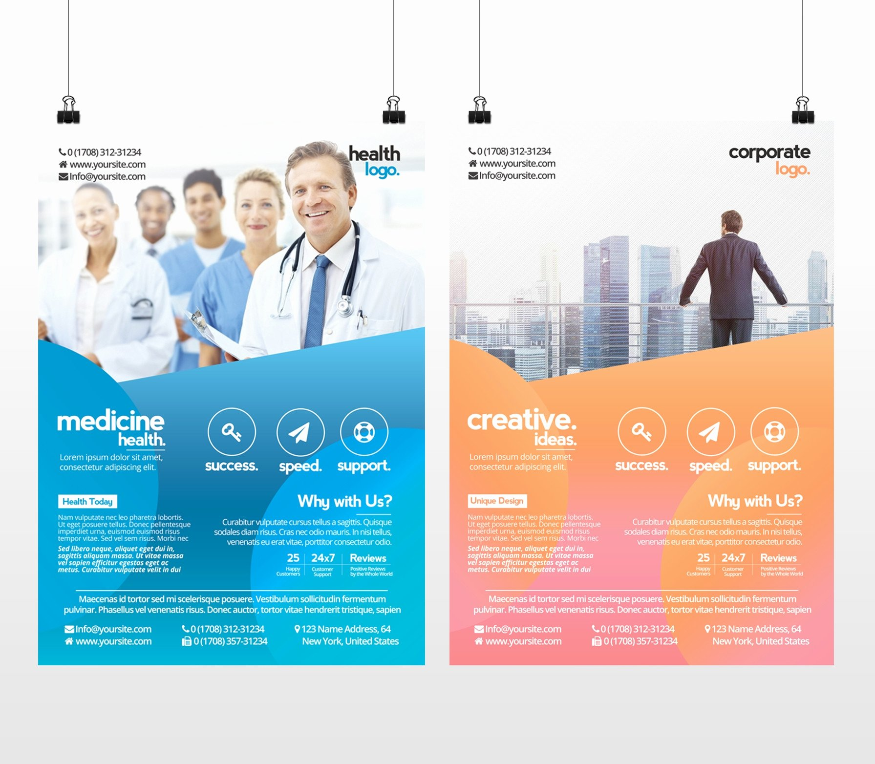 Free Business Flyer Templates Unique Design Tips for Professional Flyers
