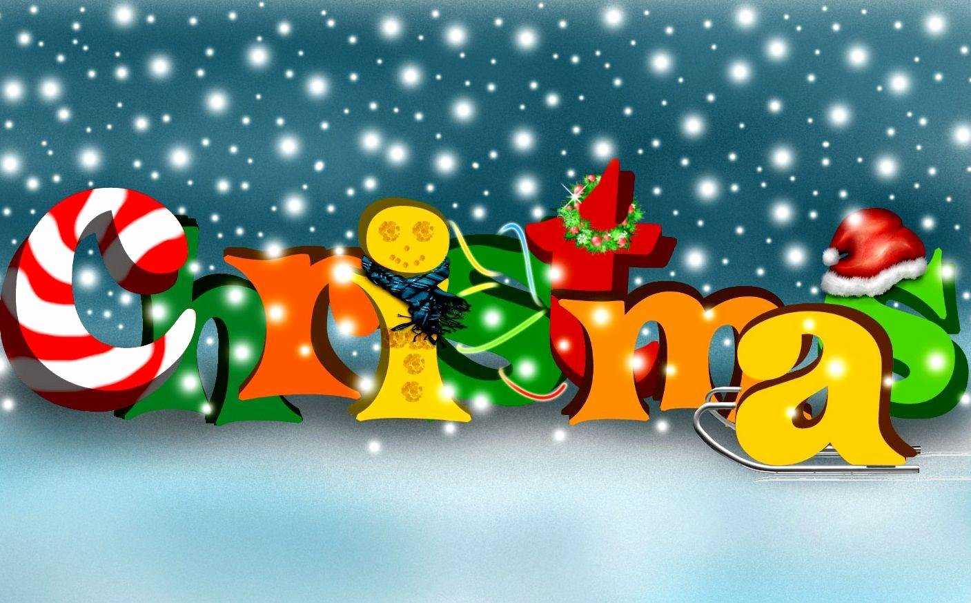 Free Christmas Desktop Wallpaper Fresh Cute Christmas Desktop Backgrounds Wallpaper Cave