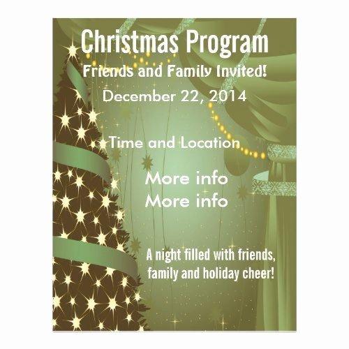 Free Christmas Flyer Templates Beautiful Christmas Flyers Templates Free