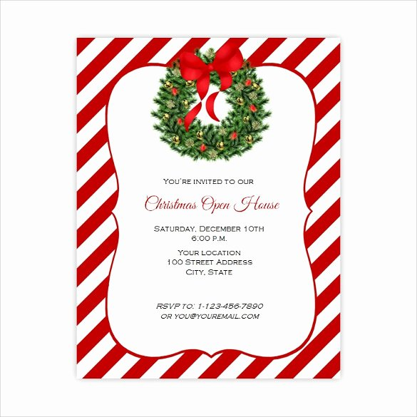 Free Christmas Flyer Templates Lovely Amazing Holiday Party Flyer Templates 21 Download