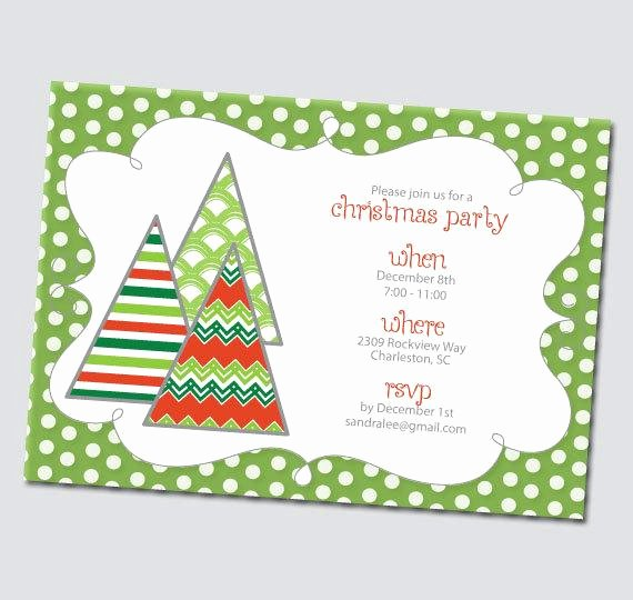 Free Christmas Party Invitations Template Inspirational Items Similar to Christmas Invitation Funky Christmas