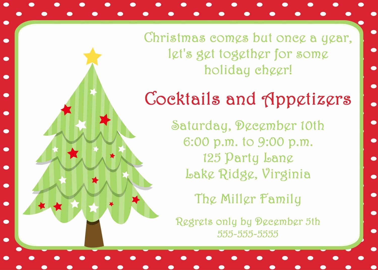 Free Christmas Party Invitations Template Lovely Free Invitations Templates Free