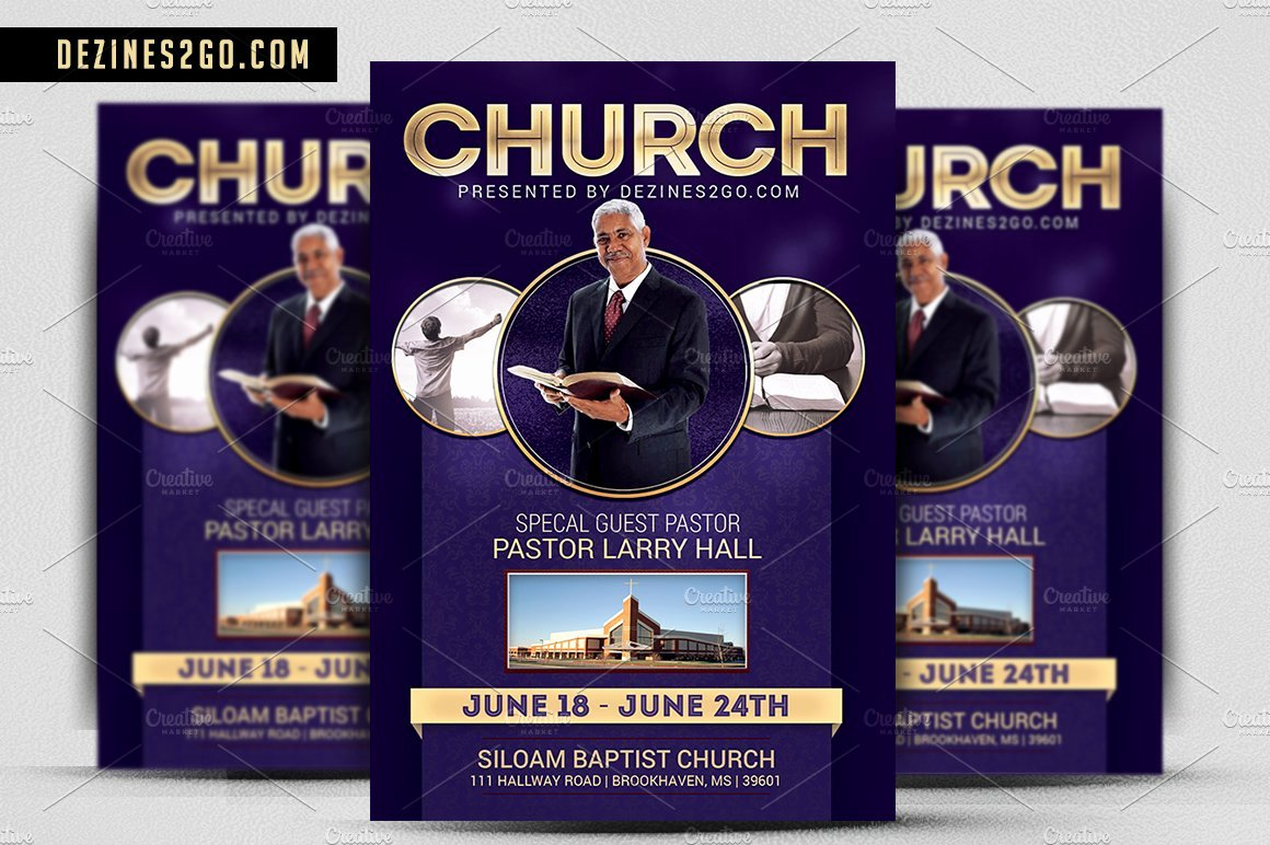 Free Church Flyer Templates Elegant the Church Flyer Template Psd Flyer Templates Creative
