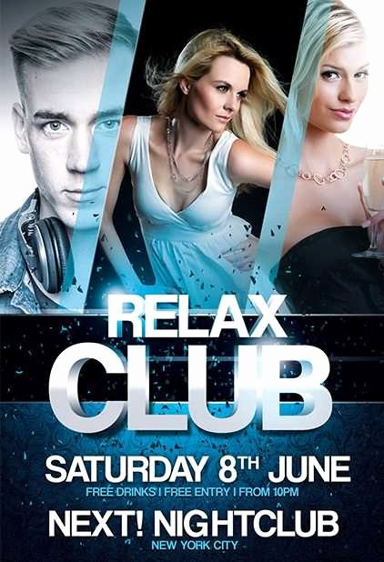 Free Club Flyer Templates Luxury Download the Best Free Dj Flyer Psd Templates for Shop