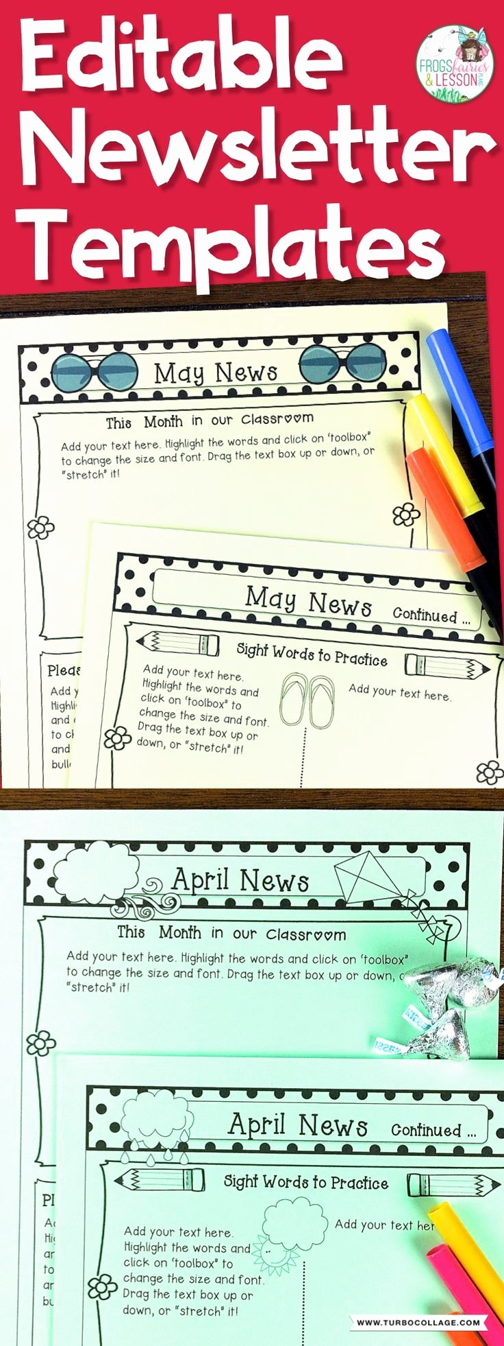 Free Editable Newsletter Templates Best Of Best 25 Parent Newsletter Template Ideas On Pinterest