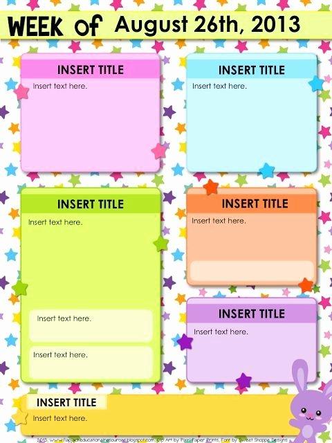 Free Editable Newsletter Templates Inspirational Pinterest • the World's Catalog Of Ideas