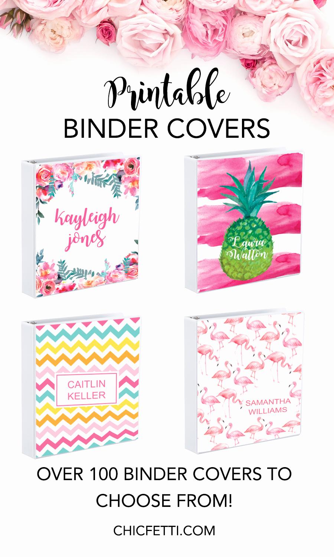 Free Editable Printable Binder Covers Fresh Printable Binder Covers Make Your Own Binder Covers with