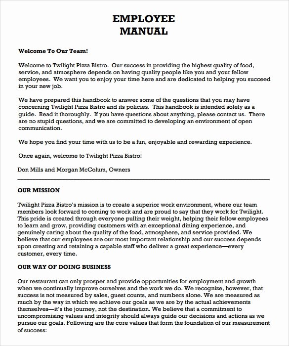 Free Employee Handbook Template Best Of Download Spasticity Diagnosis and Management 2010