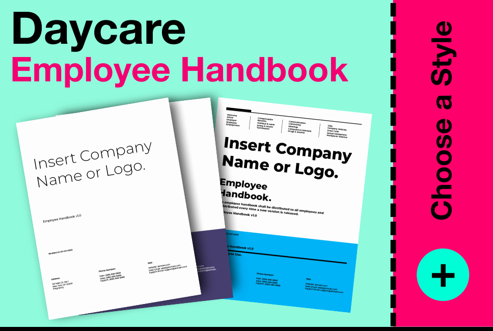 Free Employee Handbook Template Luxury Employee Handbook Templates Free Samples – Tagged