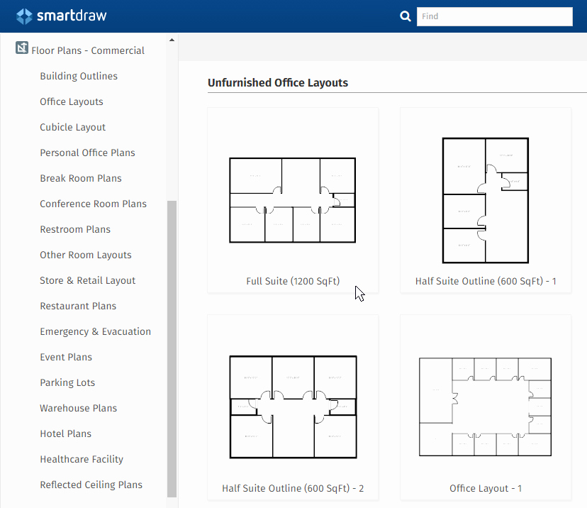 Free Floor Plan Template Fresh Fice Layout Planner
