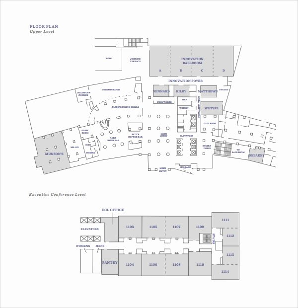Free Floor Plan Template Luxury Sample Floor Plan Template 11 Free Documents In Pdf Word