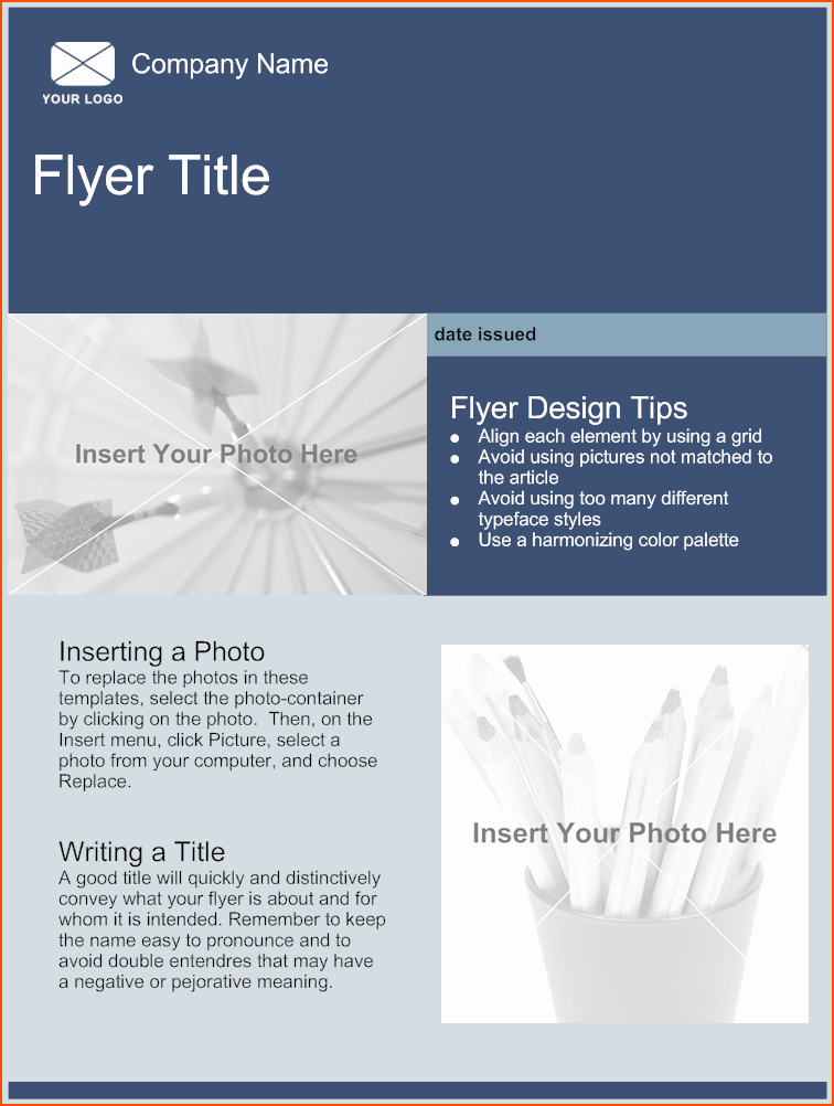Free Flyer Template Downloads New 5 Free Online Flyer Templates Bookletemplate