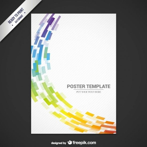 Free Flyers Templates Downloads Inspirational Abstract Flyer Template Free Vector Graphics