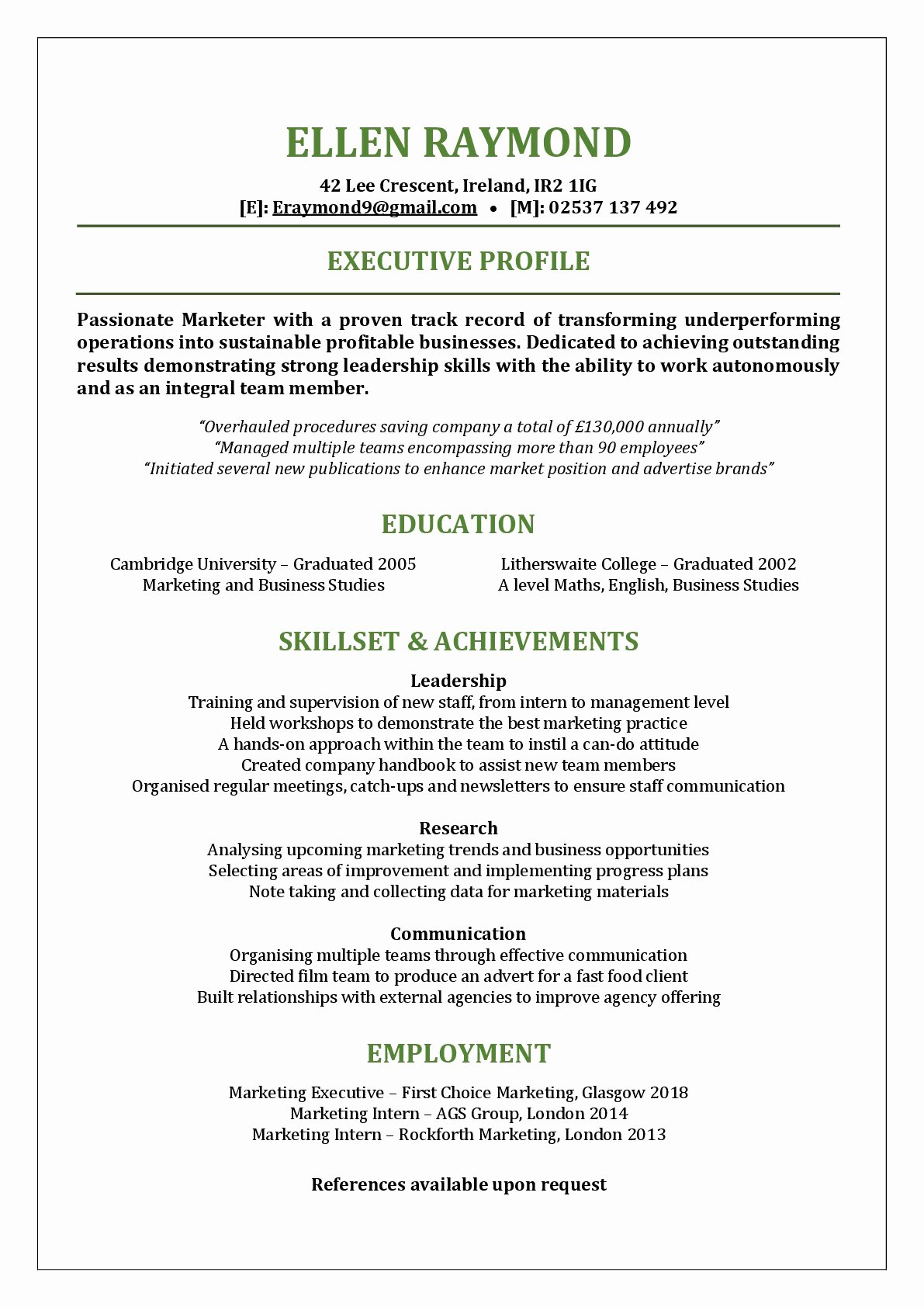 Free Functional Resume Template Inspirational Free Functional Resume Templates Free Functional Resume