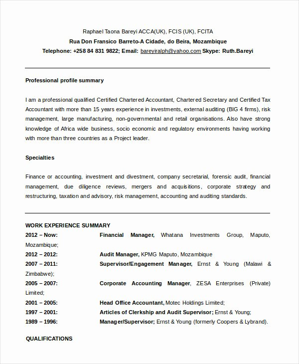 Free Functional Resume Template New 10 Functional Resume Templates Pdf Doc