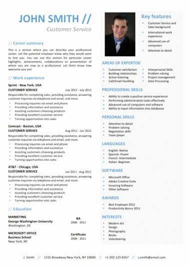 Free Functional Resume Template New Trendy top 10 Creative Resume Templates for Word [ Fice]
