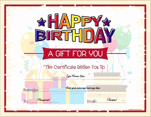 Free Gift Certificate Template Word Inspirational Pin by Alizbath Adam On Certificates