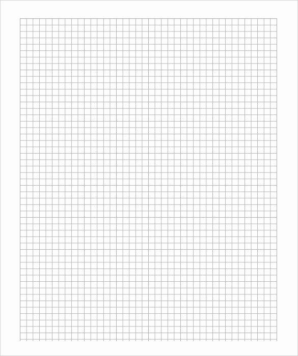 Free Graph Paper Template Beautiful Free Graph Paper Template – 8 Free Pdf Documents Download