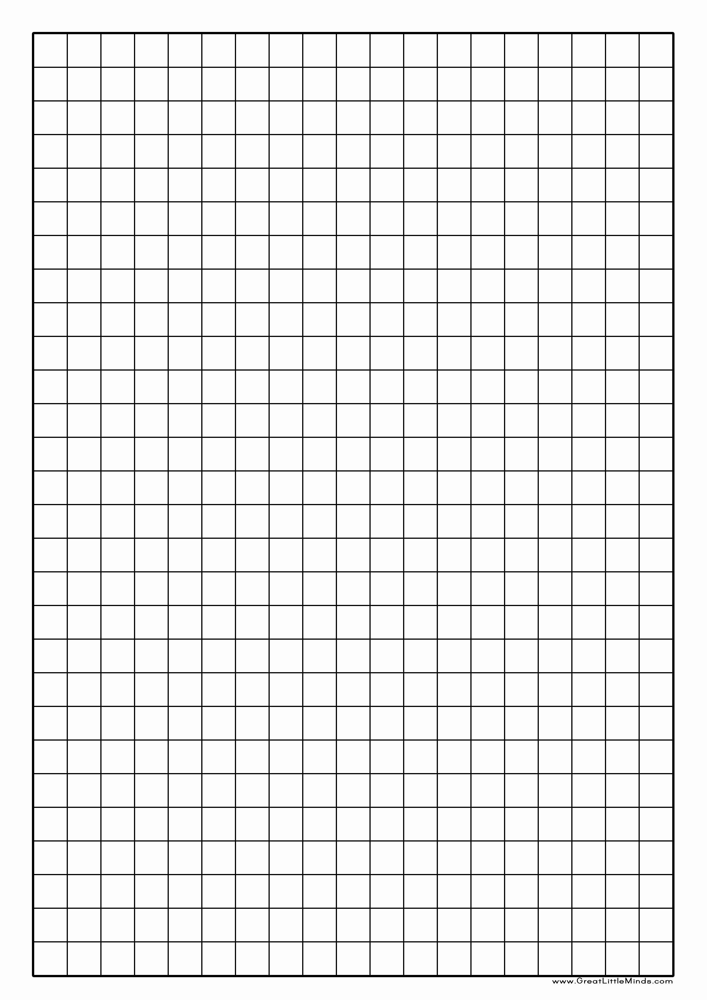Free Graph Paper Template Elegant Graph Paper Printable